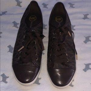 Michael Kors Logo Sneakers